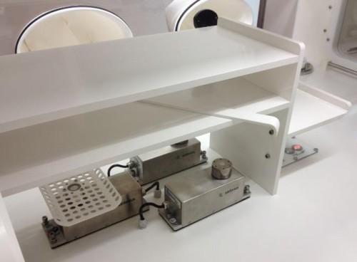 FP etagere PVC 700x540x180